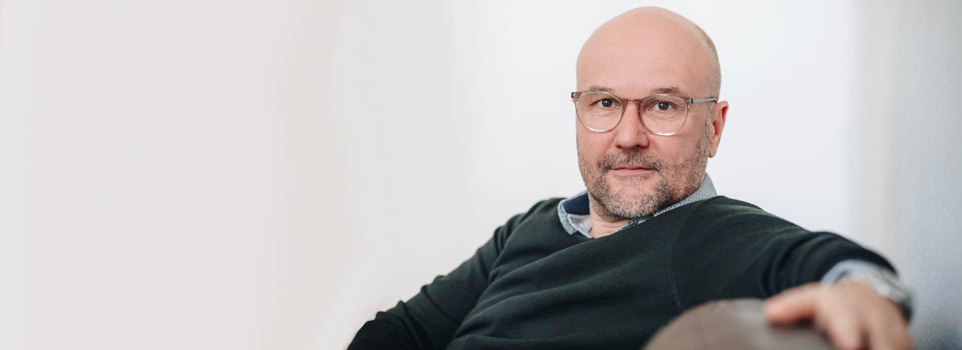 Holger Kuntze - Lösungsfokussierte Psychotherapie, Einzel-und Paartherapie in Berlin