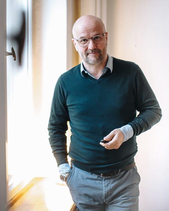 Über Holger Kuntze - Lösungsfokussierte Psychotherapie in Berlin