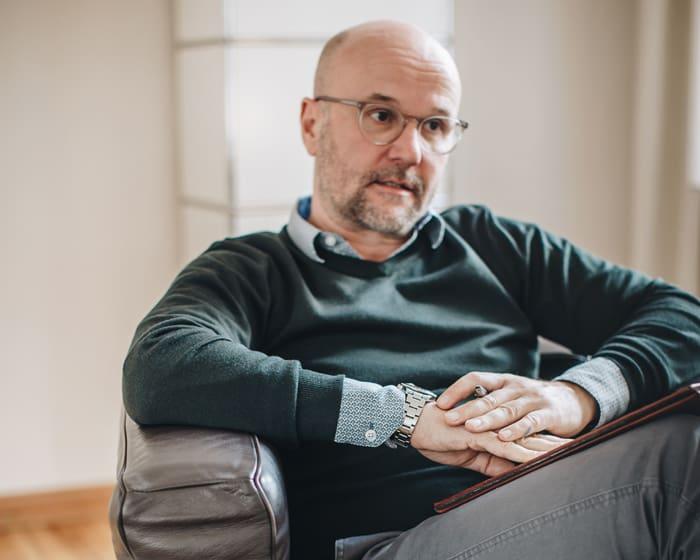 Trennungsbegleitung mit Holger Kuntze - Lösungsfokussierte Psychotherapie in Berlin